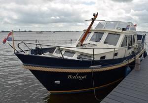 Linssen 29SL motoryacht