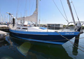 Van de Stadt 34 sailing yacht