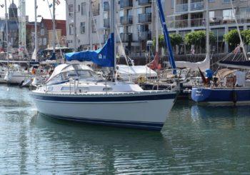 Hallberg Rassy 31 Scandinavia sailing yacht