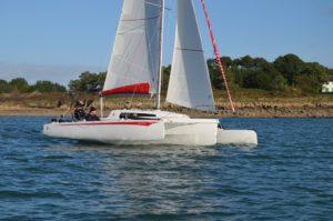 Astus 24 trimaran Sealion Yachts